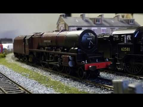 NEW Hornby Princess Coronation - 'Duchess Of Atholl' in LMS Crimson REVIEW!