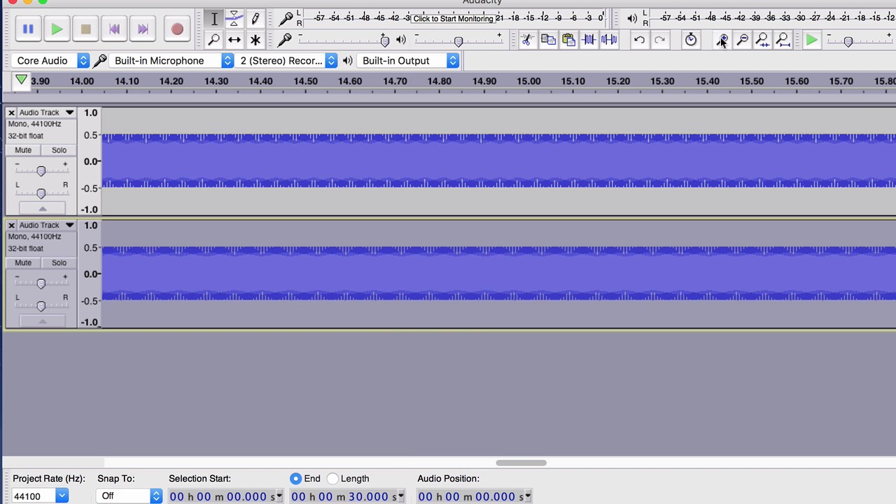 drum tracks for audacity
