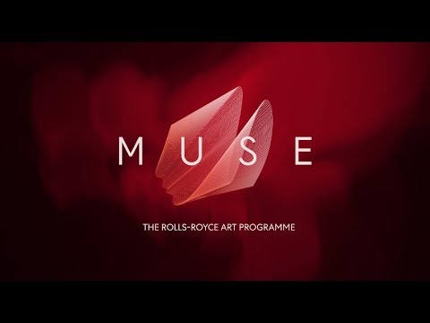 Introducing Muse: a new vision of the Rolls-Royce Art Programme.