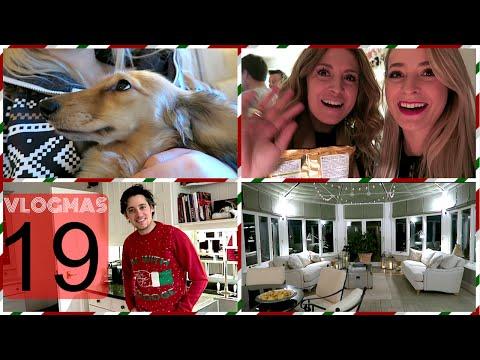 Our Christmas 'DO 2015! Vlogmas 19
