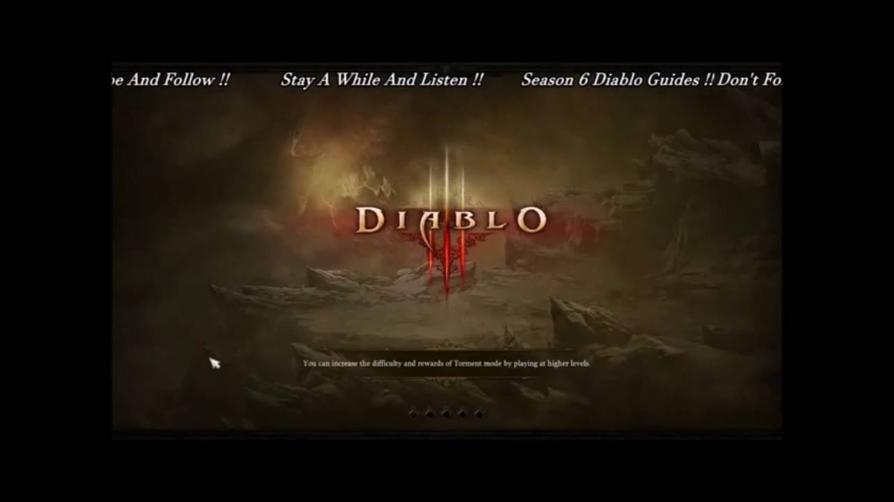 Diablo 3 2.4.1 Season 6 Haedrig's Gift | Fastest way to get a 6 ...