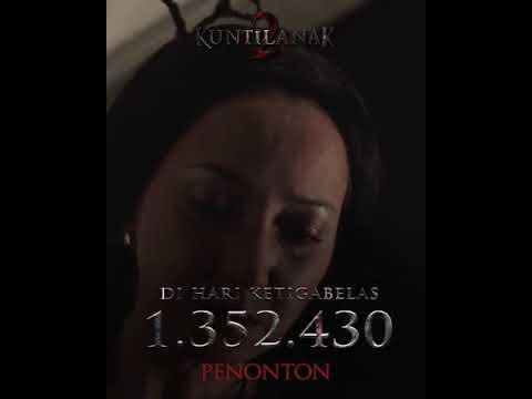 HARI KE 13 !!, #FilmKuntilanak2 Sudah 1.352.430 Penonton