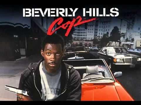 Beverly Hills Cop - colonna sonora