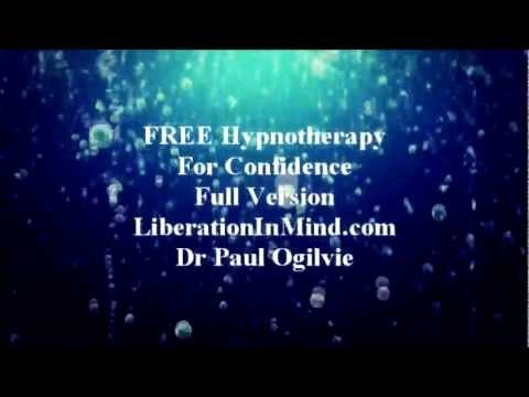 FREE Hypnosis for Confidence -