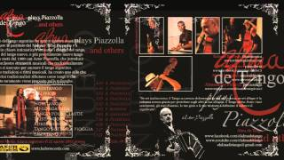 Oblivion (dal Cd Alma de Tango Plays Piazzolla ... and Others)