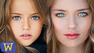 "The ""Most Beautiful"" Kids in the World ALL GROWN UP"