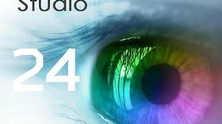 Урок 24 - Добавление музыки в видео Pinnacle Studio dobavlenie muziki v video