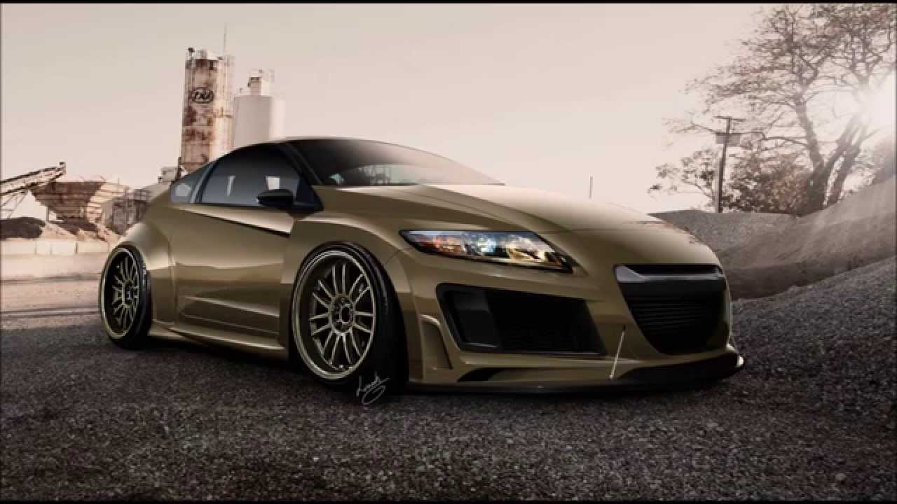 honda cr z tuning youtube