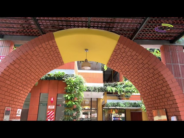 ITC Infotech's Bengaluru Campus Virtual Tour