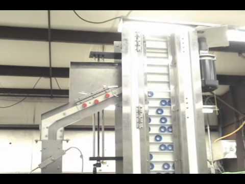 Elevator Cap Sorter Bottle Capping Amp Sorting Machine