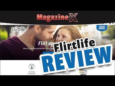 Flirtlife Bei Magazine-X - Erfahrungen Mit Der Flirt Community