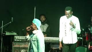 Kenny Blaq + ASA + EKUNDAYO Dbass in EYE ADABA