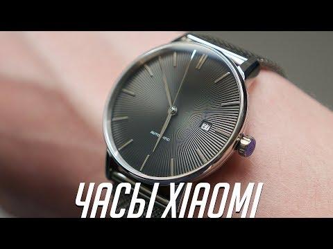 Механические часы Xiaomi за 6,000₽!