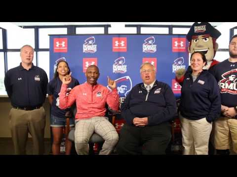 President Howard Announces RMU Deal with Under Armour