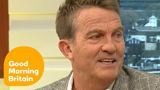 Bradley Walsh Reveals GMB Secrets And Has The Studio In Stitches! | Good Morning Britain