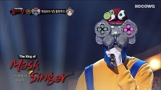 "You Hwe Seung(N.Flying) - ""Goodbye for a Moment""(M.C The Max) Cover [The King of Mask Singer Ep 148]"