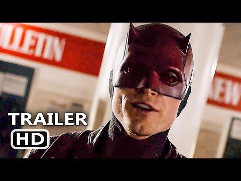 DAREDEVIL Season 3 Final Trailer (2018) Netflix, TV Show HD