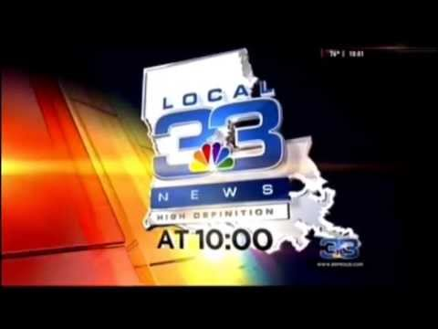WVLA Local 33 News open 10 pm 2015 (Evolution)