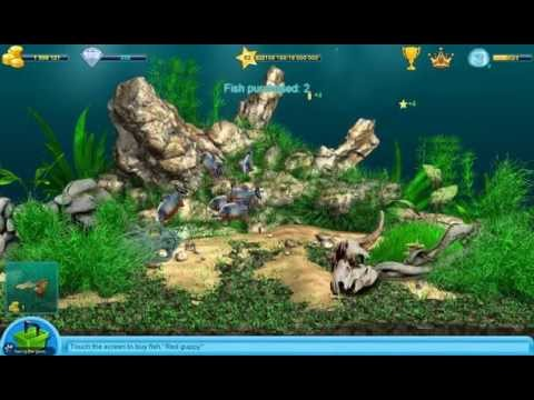 Aqualife 3d mod бесконечные деньги