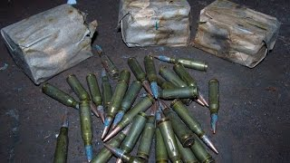 заброшенный склад Хабар из бомборя