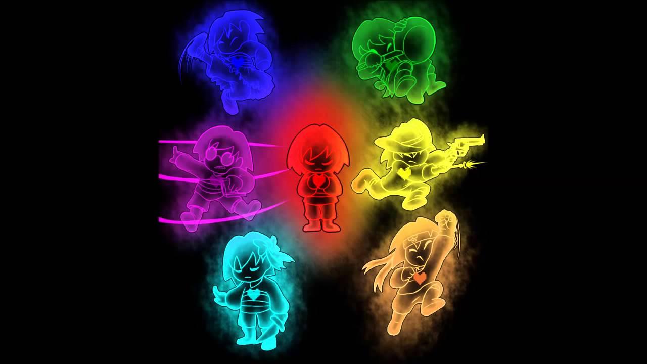 Download UNDERTALE got the 6 souls (Omega flowey boss fight)