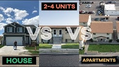 What is the BEST REAL ESTATE INVESTMENT? (single family vs. multi family vs. apartments)