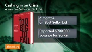 All the Books That Cashed in on Financial Crisis