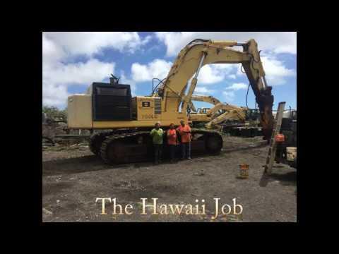 The Hawaii Job