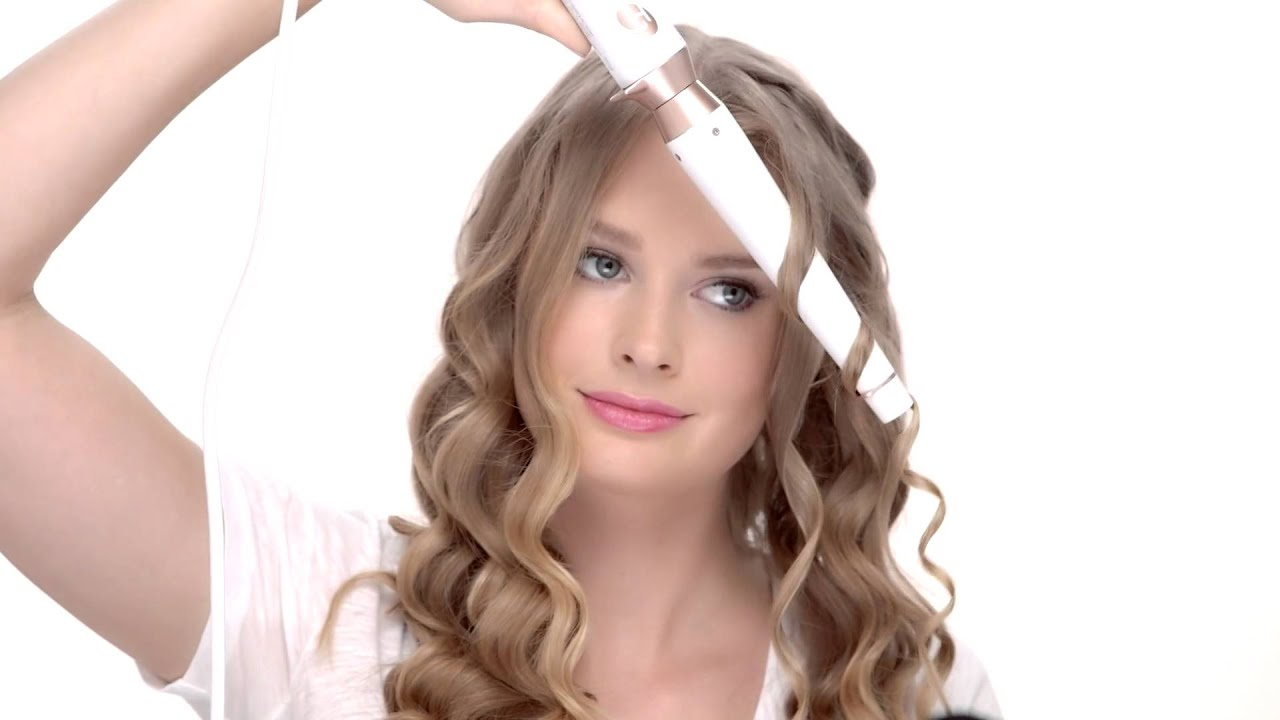 How to curl your hair with a wand youtube how to curl your hair with a wand urmus Gallery