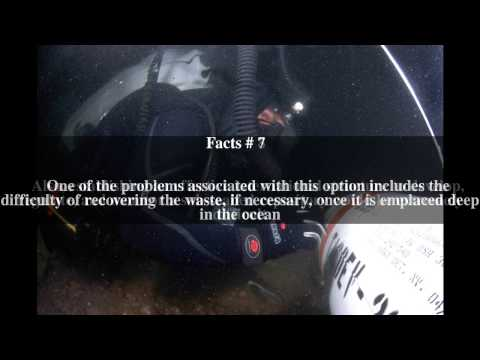 Ocean floor disposal Top # 12 Facts