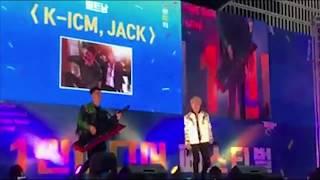 K-ICM & JACK làm các fan nữ tại Hàn Quốc gào thét đứng ngồi không yên