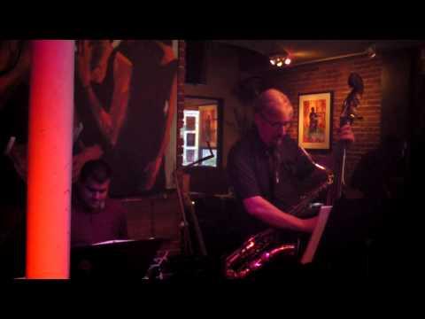 The Nat Simpkins Trio Nat Simpkins Sax & bass James Ventola Piano Cecil Callendar Drums