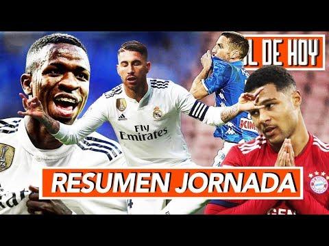 Milagro en el Bernabeu, GANA EL MADRID I Resumen Jornada I Escándalo en la UEFA