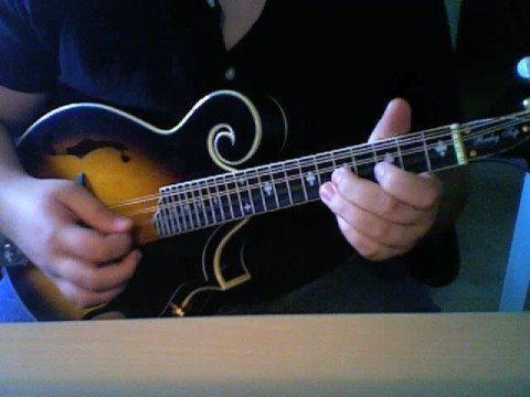 Maggie May Mandolin Solo Youtube