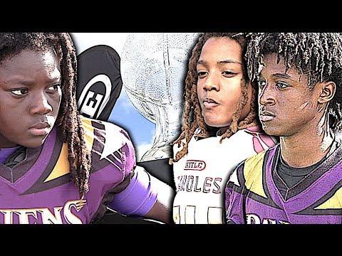 🔥🎬  EPIC Comeback!! 11U Miami Gardens Ravens Vs Georgia Seminoles | Battle Youth Championship Final