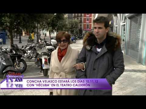 Concha Velasco en VEA