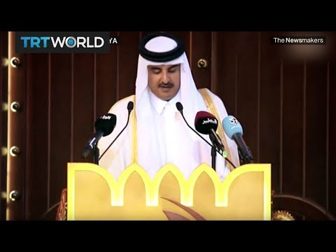 The Newsmakers: Qatar-GCC Row