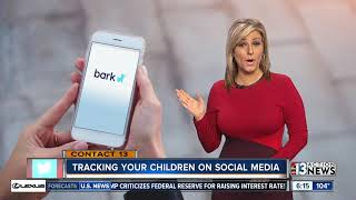 Technology is helping you track your children on social media