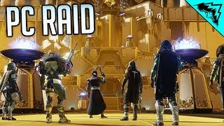 Destiny 2 PC Raid FINALLY - Leviathan Raid