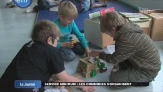 Service minimum : les communes s'organisent (Auvers-sur-Oise)