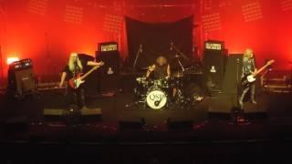 QSP (Suzi Quatro-Andy Scott-Don Powell) - 2 songs live - Sydney Opera House 14-02-17