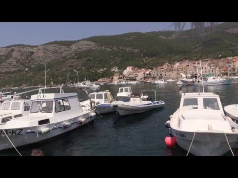 Croatia Sailing Adventure Split to Dubrovnik with Intrepid Travel Part 1