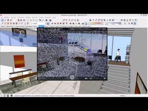 SketchUp 3D Warehouse: Showroom marchi interior design Italiani