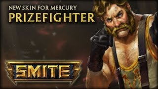 New Mercury Skin: Prizefighter