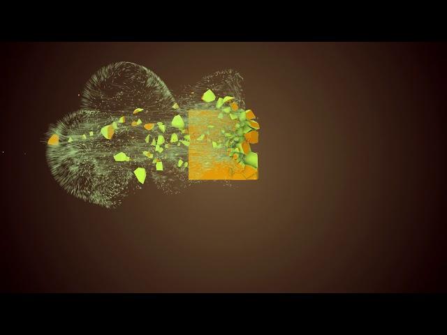3Dintro.net 182 motion particles logo - 3Dintro.net - Intro Video