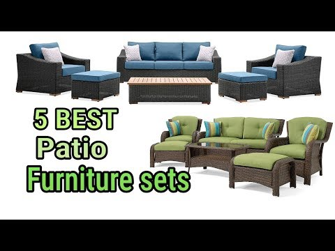 allen and roth patio furniture review