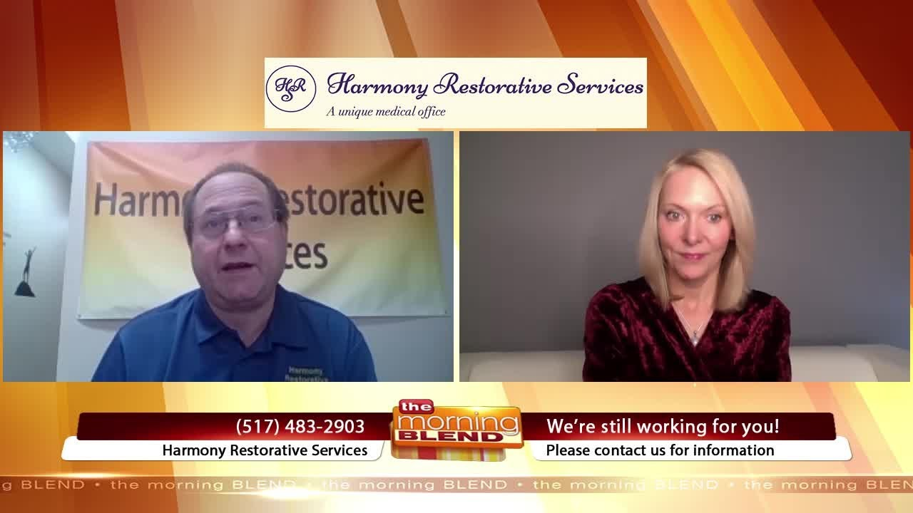 The Morning Blend with Harmony Restorative Services 1/14/21