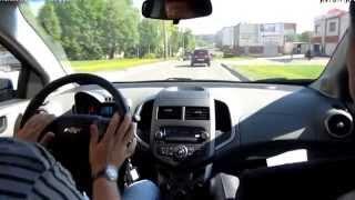 Chevrolet Aveo Тест-драйв | Anton Avtoman