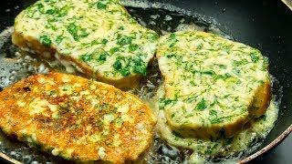 Отличное начало нового дня! Горячие бутерброды - сытный и вкусный калорийный завтрак. | Appetitno.TV