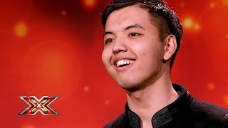 Нурсултан Жакаманов. Прослушивания. X Factor Kazakhstan 6 Эпизод.